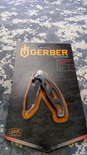 Canivete Gerber Tactical