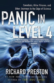 Livro Panic In Level 4 Richard Preston