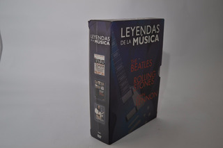 Colección Leyendas De La Musica - Original