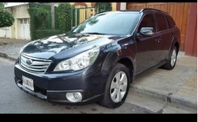 Subaru Outback 2.5i Awd Mt Año 2010 - Impecable -oportunidad