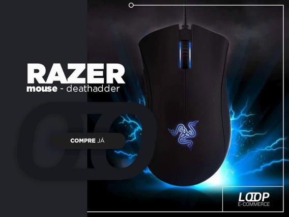 Mouse Gamer Razer Deathadder 3500 Dpi