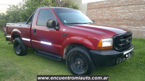 Ford F-100 Xl Cummings 2000 Excelente Tomo Menor Marziali