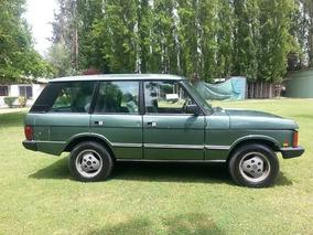 Range Rover 3.5 4x4 Catalitico Excelente Neumaticos Nuevos