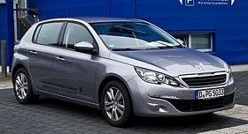 Manual De Despiece Peugeot 308 (2013-2017) Español