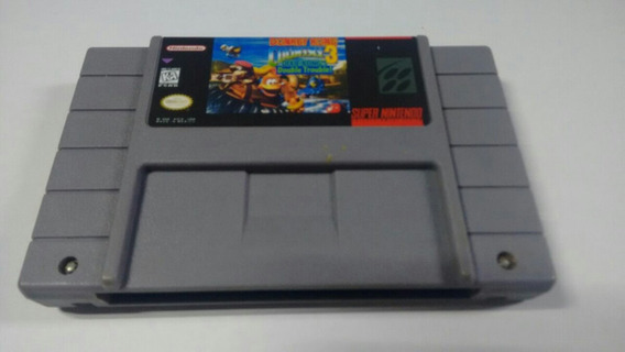 Donkey Kong Country 3 Super Nintendo