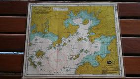 Cartas Náuticas (2) Baía Da Ribeira Plastificadas