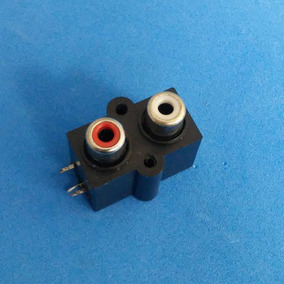 Conector Auxiliar Amplificadora Ca-310/311/316/320 Lenoxx