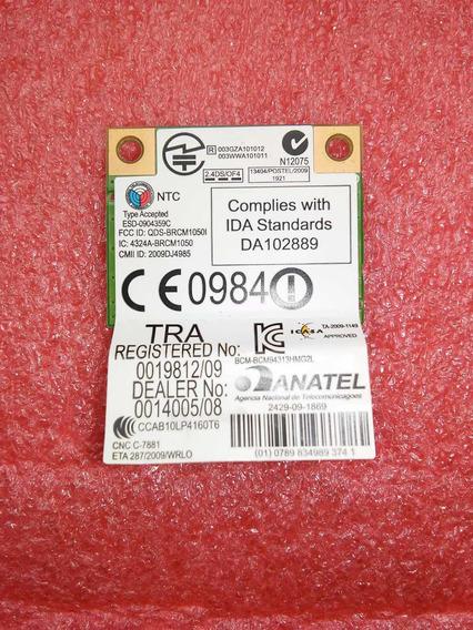 Placa De Rede Wireless Wifi Bcm Bcm9313hmg2l