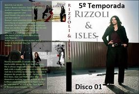 Rizzoli & Isles As 7 Temporadas - Com Frete Grátis