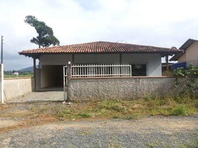 Casa Residencial Em Penha - Sc, Praia De Armação - 270b