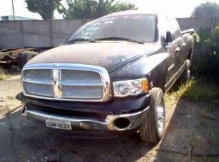 Sucata Dodge Ram 5.9 2500 4x4 Automatica 2005 Pecas Motor