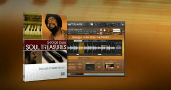 Jeorge Duke Soul Treasures Para Kontakt