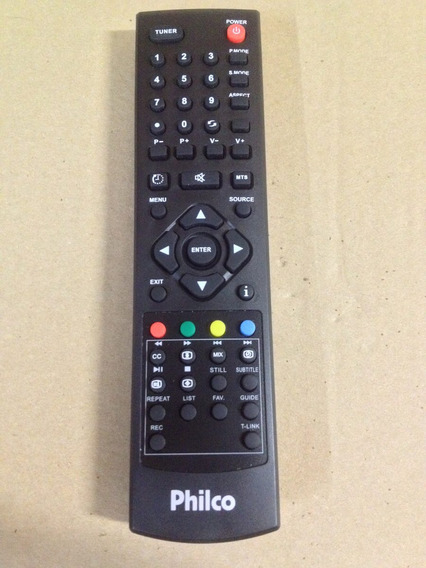 Controle Remoto Original Tv Philco Ph32d Ph32m Ph42m Lcd