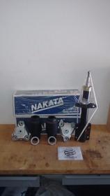 2 Amortecedores Dnt.nakata + Kit Fiat Ducato 2.5 2.8 97/2017