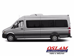 Mercedes-benz Sprinter 515 Big Executiva Nova Oferta 2018