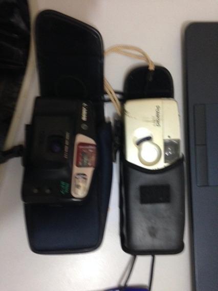 Camera De Fotografia Antiga Canon Polaroid