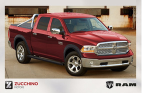 Dodge Ram 1500 Laramie O Slt | 0km | Zucchino Motors
