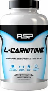 L-carnitine Rsp 120cáp Importado Nutrex Musclepharm Musclete