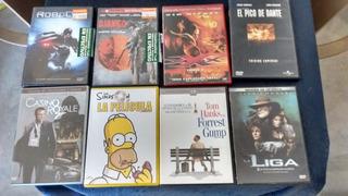 Lote Películas Originales.