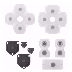 Ps4 Kit Borrachas Reparo Controle + Frete 11,89 Rastreio