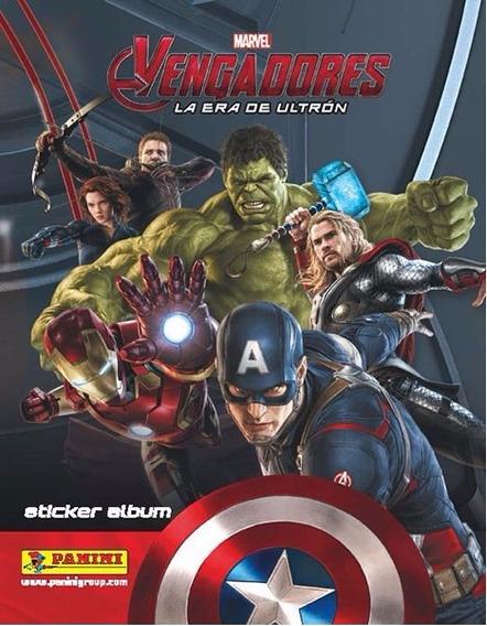 Estampas Sueltas Album Avengers Era De Ultron Panini