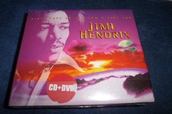 Jimi Hendrix First Rays Of The New Rising Sun Cd + Dvd Nuevo
