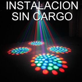 Alquiler Luces Fiesta Iluminacion Sonido Efectos Proyector