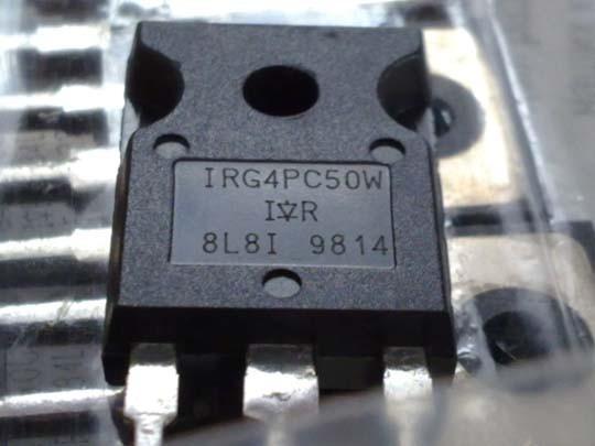 Igbt Transistor G4pc50w