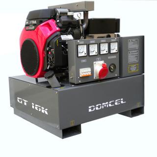 Generador Grupo Electrógeno Trifasico Domcel Gt16 K Honda