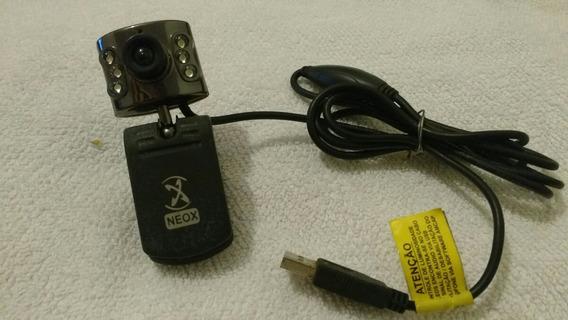 Web Cam Neox 5 Mega Pixels Com 6 Leds