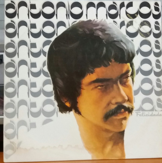Antonio Marcos - Felicidade - 1976 (lp)