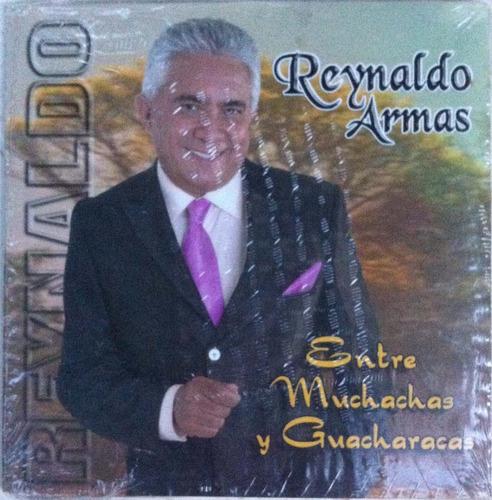 Reynaldo Armas. Entre Muchachas Y Guacharacas. Cd Original