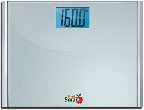 Báscula De Baño Eatsmart Precision Plus Digital Con Ultra An