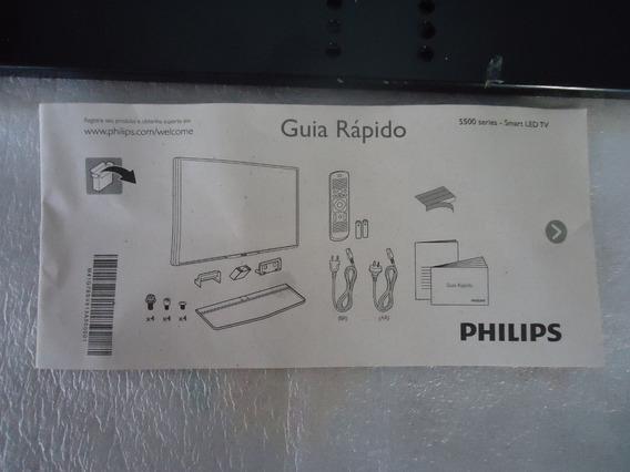 Suporte Tv Phillips Série 5500