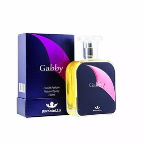 Perfume Gabby Bortoletto 100 Ml (gabriela Sabatini) + Brinde