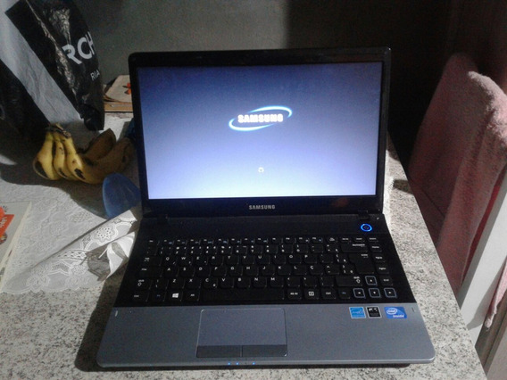 Notebook Sansung Np300