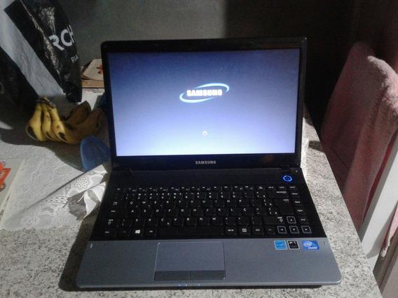 Notebook Sansung Np300