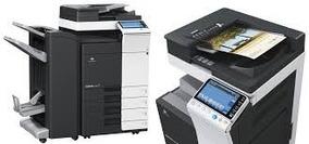 Impressora Multifuncional Konica Minoltac 284 Cartão Bnds48x