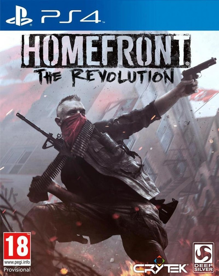 Homefront The Revolution Ps4 Português