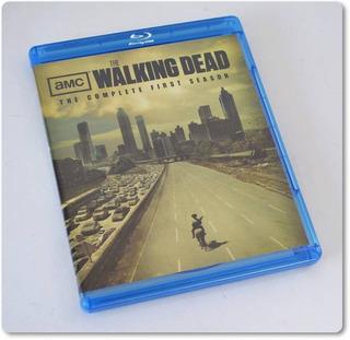 Serie: The Walking Dead Primera Temporada Blue - Ray Hm4