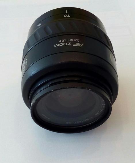 Minolta Zoom 35-70mm Perfeito Estado