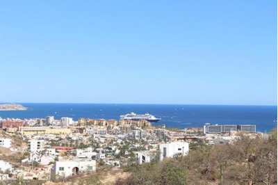 Incredible Lot For Developing A Condo Complex !!!!, Very Motivated Seller! Enjoy Amazing Ocean, Mountain & City Lights Views Towards Cabo San Lucas Bay, No Hoa. Only A Few Blocks From Cabo´s Downtown