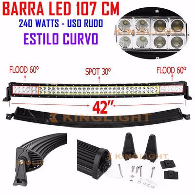 Barra Led 240w De 42