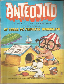 Anteojito / N° 672 / Año 1978 / La Carreta