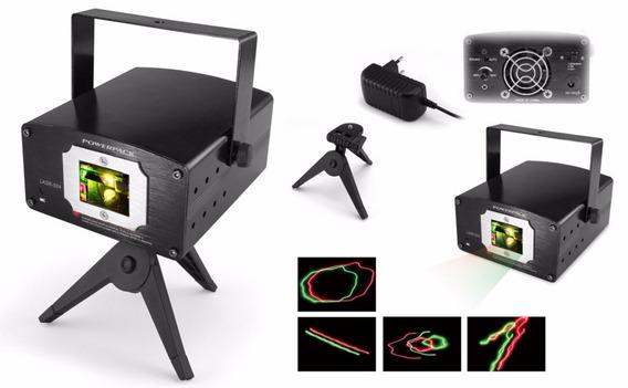 Projetor Holográfico Laser Colorido