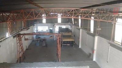 Galpão Comercial Para Venda E Locação, Cidade Industrial Sa