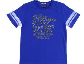 Playera Tommy Hilfiger Casual Kids Original Cr164 - A247