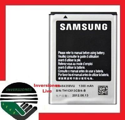Bateria Samsung S7500, S6802, S6810, Be464358vu