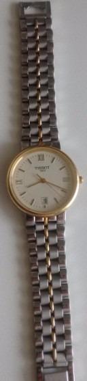 Relógio De Pulso Luxo Tissot Original 1853 Com Frete Grátis