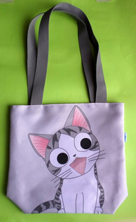 Mini Tote Bag Cartera De Chi